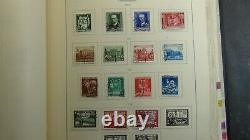 WW stamp collection in very old Kabe album Thick and Heavy withest 5,000 or so