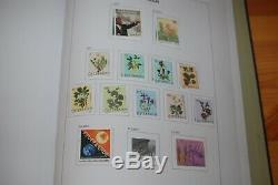Weeda Austria 1587//2233 MH 1993-2009 collection in Davo album Face 342+ Euros