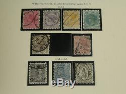 Wonderful New Zealand Scott Specialty Stamp Album Packed 1855-1986 BOB, Early ++