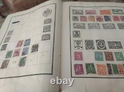 Wonderful worldwide stamp collection in 1930 Scott modern album. Take a look