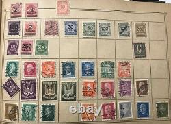 World Asia GB S. America Europe OLD Maury Album Mint&Used Collection(1500+)GM216