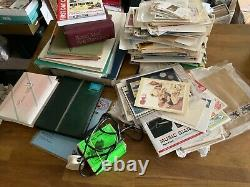 World collection Albums sorting lot clearout over 10kg lot 1