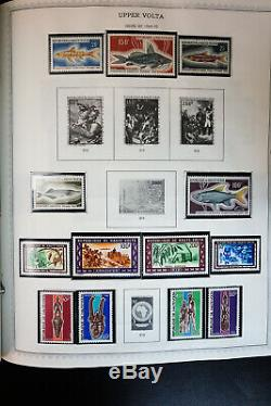Worldwide Loaded 9 Album 1800s to 2001 Stamp Collection