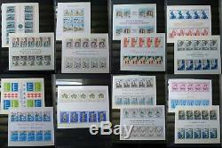 Worldwide MNH and Used Stamp Collection in 1 Album -All Different Many Countries