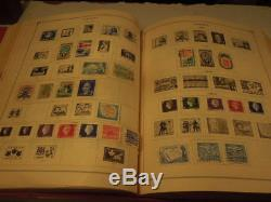 Worldwide Stamp Collection Scott's Grand Award Stamp Album 1000's mint used A-Z