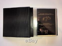 Zambia 100 Jahre Automobil 25x Gold-Briefmarken Jubiläums-Edition Album 1987