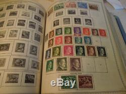 1 Chargé Minkus Supreme Global Stamp Album # 3 Sur 8 Er-ho De Nombreux Timbres Collection