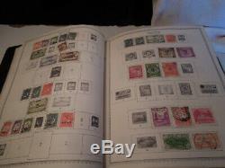 1 Chargé Minkus Supreme Global Stamp Album N ° 6 Sur 8 No-re Beaucoup De Collection De Timbres