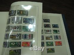 1953 1970 Plain & Phosphore Mnh, Plus Régionaux Stamp Collection Album