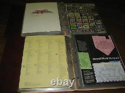 1974-2011 Année Yearpack Paquet Timbre Collection Albums 2 Smn Commem