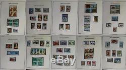 1980 1994 Timbres Commémoratifs Album De Timbres Mystiques De La Collection Heritage