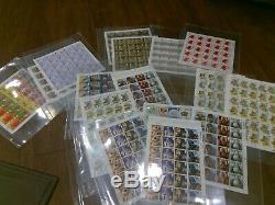 1er Première Timbres Ou Classe Valeur Haute Collection Fv De 1295 Mnh Album