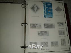(2) Album Union Soviétique Russie Stamp Collection 1967 À 1991 Mystic Stamp