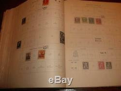 3 X Sg L'idéal Timbre-poste Pays Album Vol Étrangères. I, 2,3, Collection