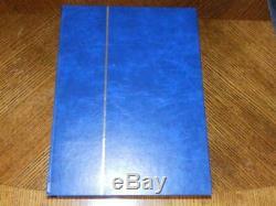 (4525) GB Stamp Collection Qv Onward M & U En Stock Album