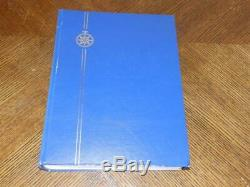 (4575) Du Commonwealth Stamp Collection M & U Early Onward Grande Stock Album