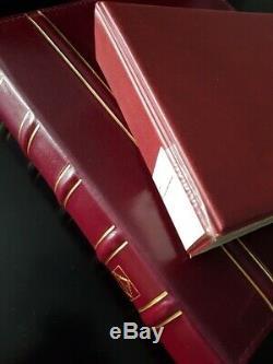 À Vos Offres! 83 France Collection 2 Albums Lettres Coeur Pexip Tb Tricolore