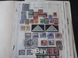 Afrique Du Sud Classique Stamp Collection Sur Pages Album
