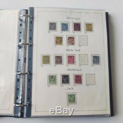Album Leuchtturm Collection France 1849-1959 Neufs, Cote 5400 Euros