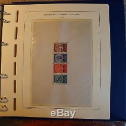 Allemagne 1872 1945 (reich) Collection Full Dans Bel Album Schaubek