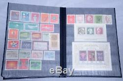Allemagne Bundespost Occupation Timbres Semi-postal Album D'occasion Mlh Mnh