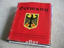 Allemagne Collection De Timbres De Valeur (nombreux Mnh), Album Minkus! 209 Photos! CV 3 000 $ +