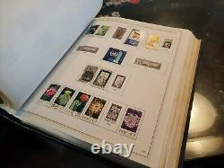 Allemagne Stamp Collection Album Articulé