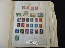 Autriche 1940-1949 Monnaie / D'occasion + De Nombreux Ensembles De Mnh Stamp Collection Sur Scott Intl Album