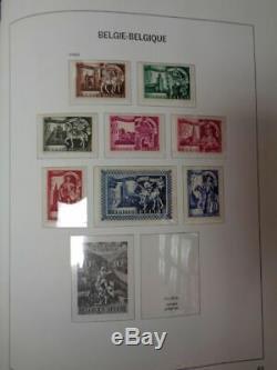 Belgique Davo 4 Vol Sans Charnière. Timbre Album Collection 1849-1986