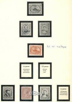 Canada Collection 1851-1989, Tout Neuf, Earlies Withng, Deux Albums, Scott 42474 $