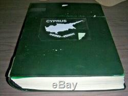 Chypre (1960-2017), Fabuleuse Collection De Timbres Nh Mint Montée Dans Un Album Scott
