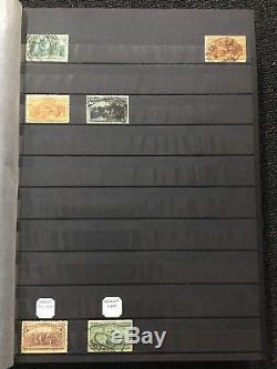 Cmj11 USA 1851 2000. Collection Massive Et Semi-spécialisée Dans 4 Albums