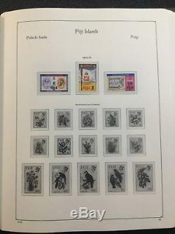 Cms19 Fidji 1970 1999 Collection Neuve Déséquilibrée Dans Le Nouvel Album De Lighthouse