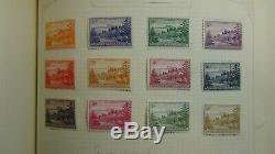 Col. Britanniques. Collection Stamp Dans L'album De Schaubek Avec Is 1,450.