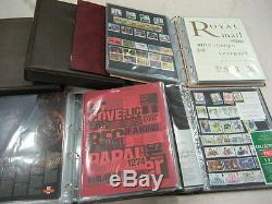 Collection Complète 1967-2012 Collecteurs An Pack Royal Mail Stocké Dans 3 Albums