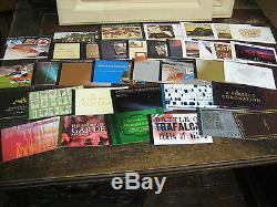 Collection Complete 38 Livre Livret Livre De Prestige Neuf Zp1a Jusqu'à Dx37 + Album