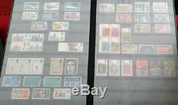Collection D'albums GB (king Qeii All Mint)
