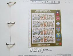 Collection D'albums Westminster Stamp & Coin