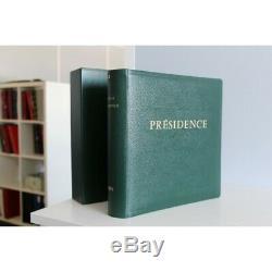 Collection De France 1988-1995 Timbres Neufs Album Cérès N ° 3 Présidence