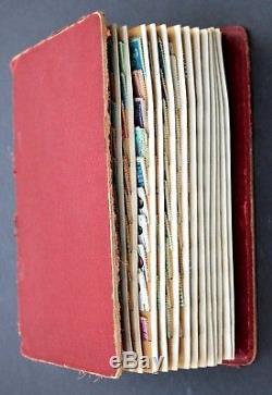 Collection De Timbres Anciens Américains Plus De 7 000 Utilisés Dans Des Albums Surchargés De Livres De Stock