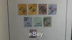 Collection De Timbres Brésil Dans L'album Scott Specialty Avec Quelque 1500 Timbres To'72