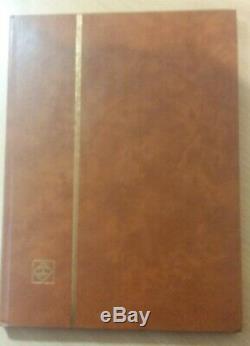 Collection De Timbres De Ceylan, 154 Timbres Différents Dans L'album