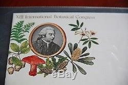 Collection De Timbres De Couverture Du Premier Jour Australien 80 Enveloppes Et Timbres En Vrac Album