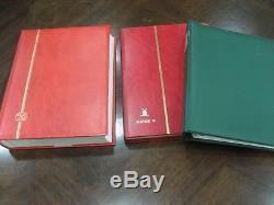 Collection De Timbres De Cylindres Spécialisés Pour Chats De Haut Calibre Mnh Fv 738 € 3 Albums