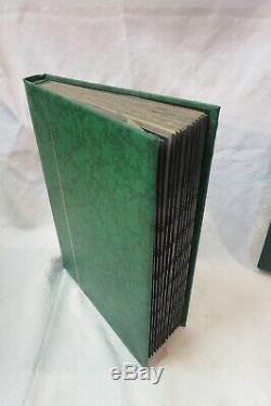 Collection De Timbres Des États Arabes 10 Pays Des Centaines De Timbres En Album
