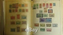 Collection De Timbres Du Canada Dans L'album International De Scott'34 2008 Avec 3 000 €