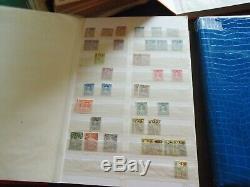 Collection De Timbres Du Monde Entier6 Albums. Un / Vatican City / Grande-bretagne / Navires