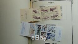 Collection De Timbres En Suède Dans L'album Scott Specialty Avec Est. 1200 To'92 Classics