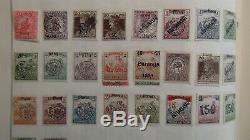 Collection De Timbres Hongrie Chargé Dans Scott Album International 1983