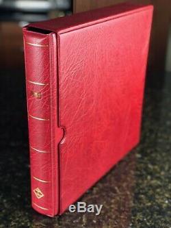 Collection De Timbres Nippon Japonais De 1871 À 1945 Dans L'album Hingeless Lighthouse